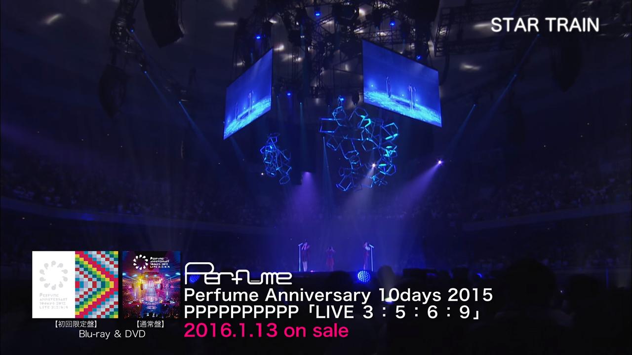 LIVE 3:5:6:9 DVD/BD 発売 2015-01-13